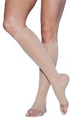 EverSheer Open Toe Calf Stockings by Sigvaris