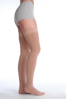 Juzo Basic Thigh Highs (Unisex)