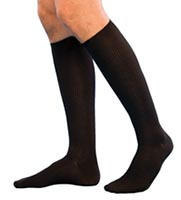 Casual Cotton Socks for Men (OTC) by Sigvaris 186 C